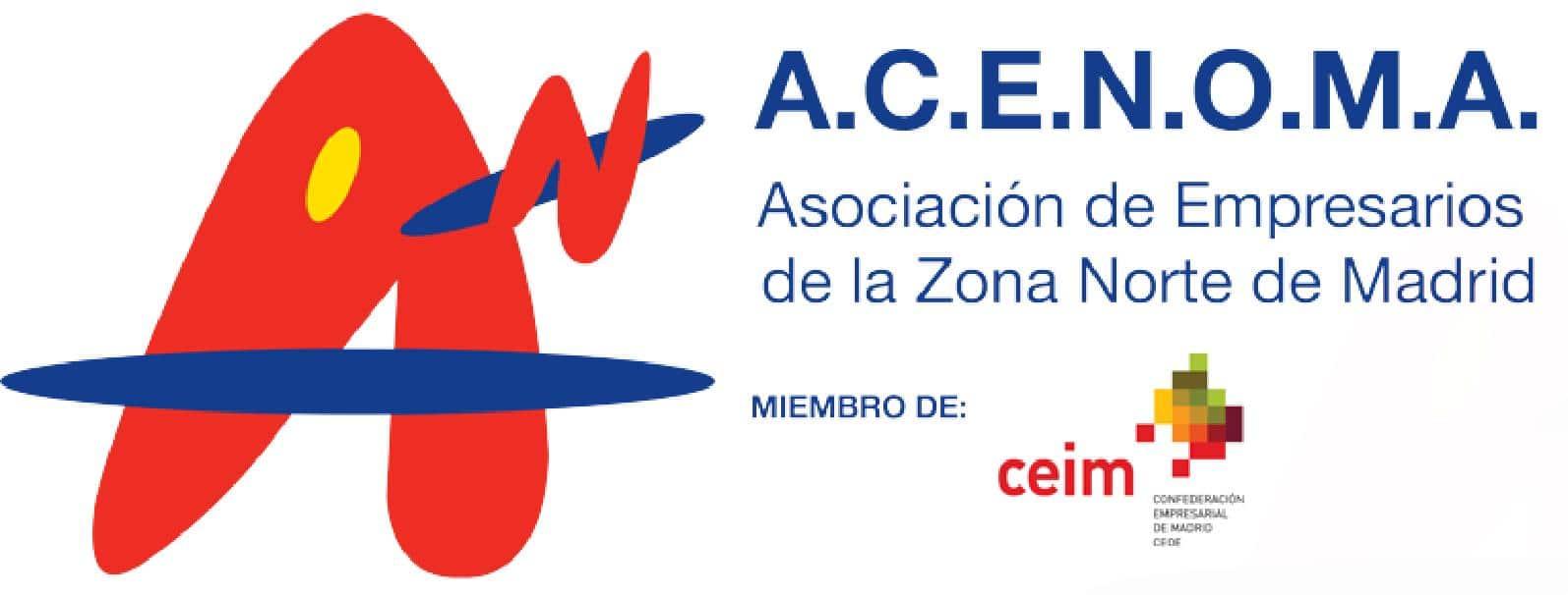 Logo ACENOMA