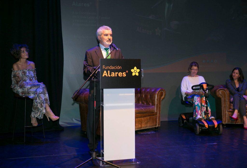 Javier Benavente PremiosAlares