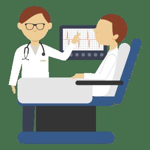 paciente-medico Veritas Sanitatis