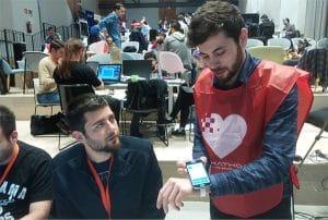 Mentor-ehCOS-probando-el-dispositivo-SAPPO