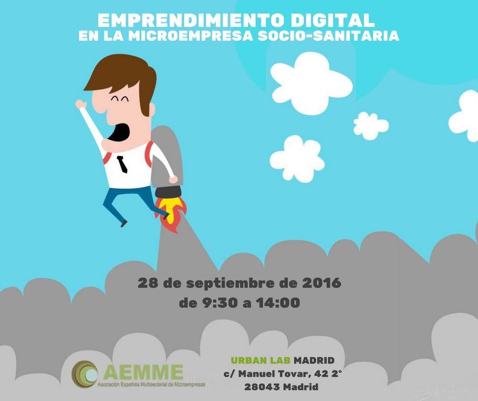 Empendimiento Digital en la Microempresa Sociosanitaria