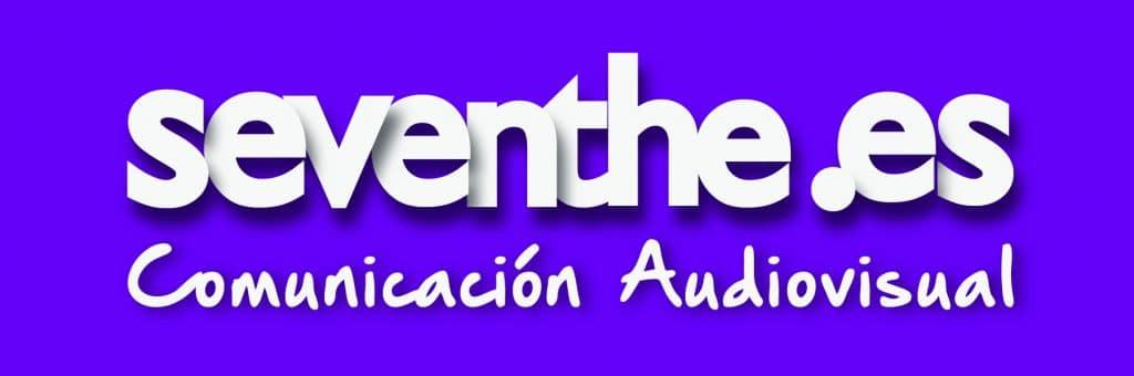 Logo Seventhe Comunicacion
