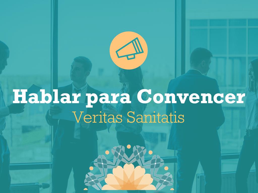Hablar para convencer en ServiSanse 2018
