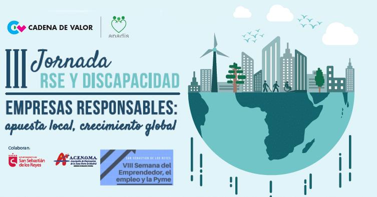 III Jornada Responsabilidad Social Empresarial y Discapacidad