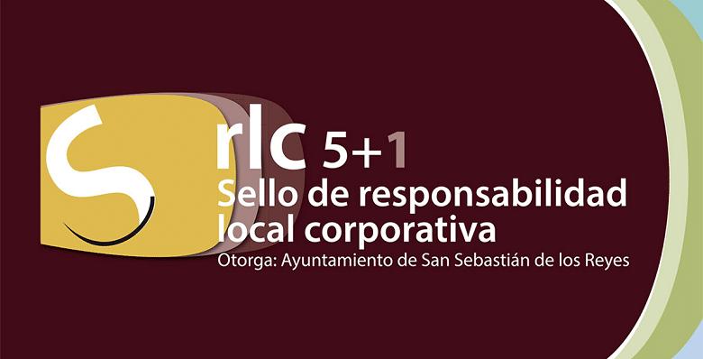Sello RLC San Sebastián de los Reyes